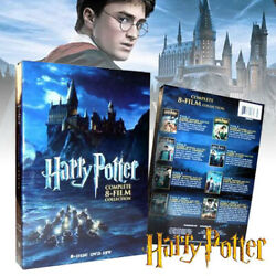 Kyпить Harry Potter: Complete 8-Film Collection (DVD, 2011, 8-Disc Set) Free shipping! на еВаy.соm
