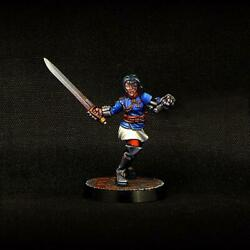 Brother Vinni Miniatures Commander Ursula Officer Of The Fleet Armed With Saber