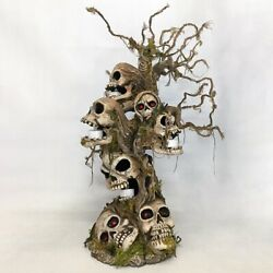 Kyпить Katherine's 2020 Collection Twisted Tree With Skulls на еВаy.соm