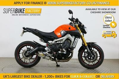 2013 63 YAMAHA MT-09 BUY ONLINE 24 HOURS A DAY