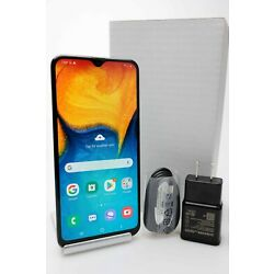 Kyпить Samsung Galaxy A20 SM-A205U 4G LTE 32GB GSM Unlocked Android Phone на еВаy.соm