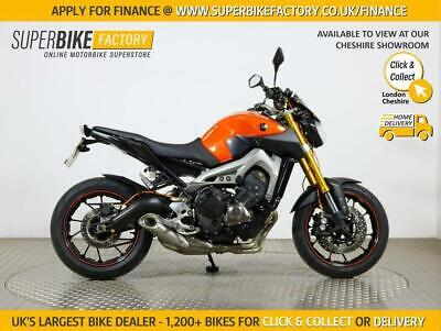 2014 14 YAMAHA MT-09 - BUY ONLINE 24 HOURS A DAY