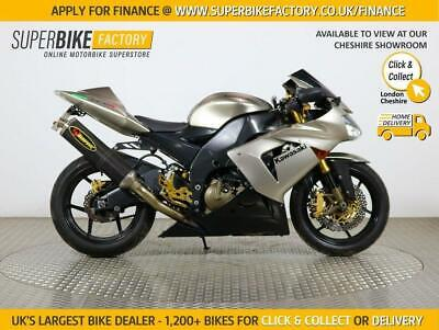 2005 05 KAWASAKI ZX-10R BUY ONLINE 24 HOURS A DAY
