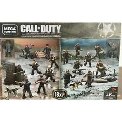 Kyпить Mega Construx Call of Duty WWII Battle Pack Legend rare FXG06 New Unopened. на еВаy.соm