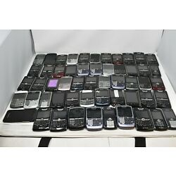 Kyпить Lot  54 Blackberry cellphone phone  на еВаy.соm