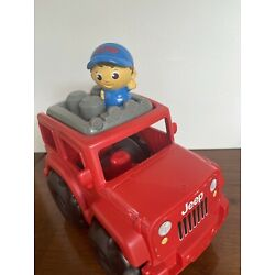 Kyпить Mega Bloks Jeep Wrangler Lil' Off Roader Block Buddy First Builders на еВаy.соm