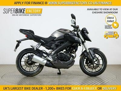 2015 64 YAMAHA MT-125 - BUY ONLINE 24 HOURS A DAY