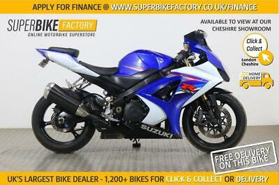 2008 58 SUZUKI GSXR1000 PART EX YOUR BIKE