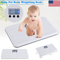 Kyпить 150Kg Digital Baby Scale Infant Weight Scale Measure Electronic Pet Dog Scale US на еВаy.соm