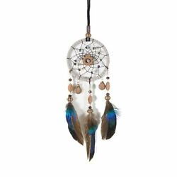 Dream Catcher Brown Feather Home Wall Car Hanging Decor Birthday Wedding Gift
