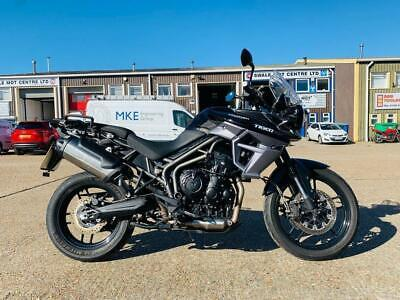 2017 17 TRIUMPH TIGER 800 XR, EXCELLENT CONDIITON, £7,650 OR FLEXIBLE FINANCE