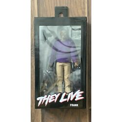 Kyпить NECA Shout Factory Exclusive They Live Clothed Frank Action Figure New in Box на еВаy.соm