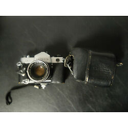 Kyпить Yashica J-7  Camera with Lens & Case. UNTESTED на еВаy.соm