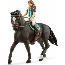 Schleich Horse Club - Lisa & Storm - 42413 - Authentic - New