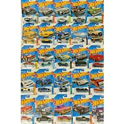 2021 Hot Wheels Cars with Newest Cases, You Pick!! /  NEW Cars w N Case, 9/20!!