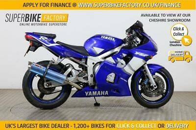 2003 03 YAMAHA R6 BUY ONLINE 24 HOURS A DAY