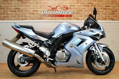 2007 07 SUZUKI SV650 SK6 S - FREE DELIVERY AVAILABLE