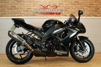 2010 10 KAWASAKI ZX-10R  - FREE DELIVERY AVAILABLE