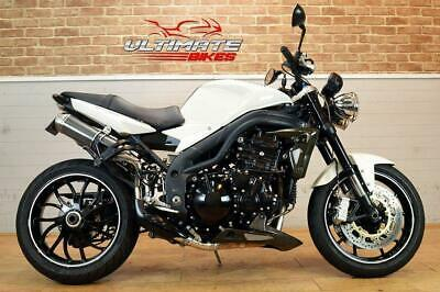 2009 58 TRIUMPH SPEED TRIPLE 1050  - FREE DELIVERY AVAILABLE