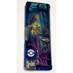 Kyпить Hasbro Transformers Prime Pencil Case Stationery Box  Sharpener Magnifier  на еВаy.соm