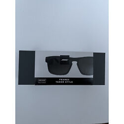 Kyпить Bose Frames Tenor Rectangular Bluetooth Audio Sunglasses - Black -CSS0478 на еВаy.соm