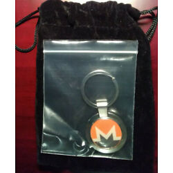 Kyпить Only 25 - Version 2 - 2015 Monero Original RARE Crypto Keychain на еВаy.соm