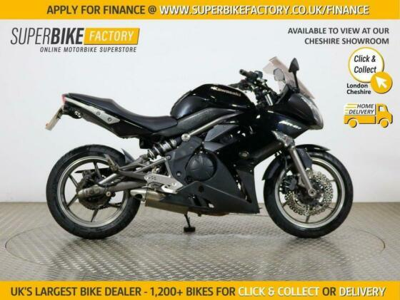 2009 59 KAWASAKI ER-6F EX D9F ABS - BUY ONLINE 24 HOURS A DAY