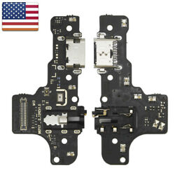 US Charger Port USB Charging Connector PCB For Samsung Galaxy A21 2020 A215U