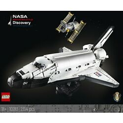 Kyпить LEGO 10283 NASA Space Shuttle Discovery Includes Free Gift на еВаy.соm