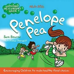 Penelope Pea by Sam Bourne 9780992862404 | Brand New | Free US Shipping