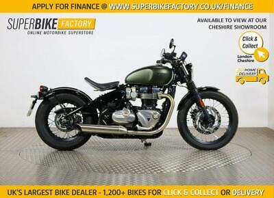 2019 19 TRIUMPH BOBBER BUY ONLINE 24 HOURS A DAY