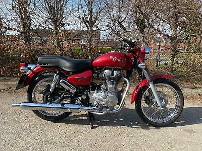 2012 ROYAL ENFIELD BULLET ELECTRA 500CC 401 MILES (DELIVERY AVAILABLE)