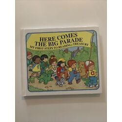 Here Comes The Big Parade My First Steps To Reading