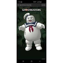 Kyпить SOLD OUT RARE Ghostbusters STAY PUFT Ecomi VeVe NFT Model на еВаy.соm