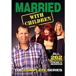 Married With Children - Complete Series DVD  NEW