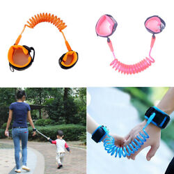 US Anti-Loss Strap Wrist Link Hand Harness Leash band Safety Toddlers Child Kid
