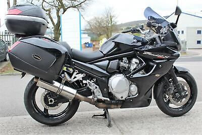 2008 58 Suzuki GSF 1250 Bandit ABS**Black** Grand Tourer**