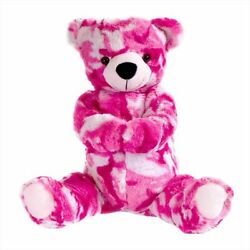 Kyпить Pink Camo 12in Teddy Bear на еВаy.соm