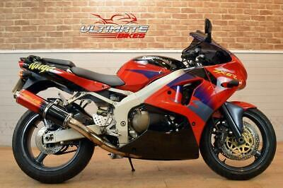 1998 S KAWASAKI ZX-6R  - FREE DELIVERY AVAILABLE