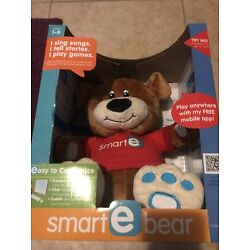 Kyпить Intellitoys Smart-e-Bear Learning Toy Tan Brown Children Kids Interactive на еВаy.соm