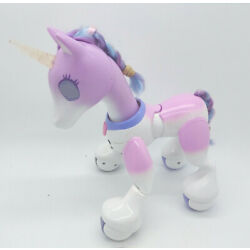Kyпить Zoomer Enchanted Unicorn Pony Interactive Horse Lights Sounds SpinMaster на еВаy.соm