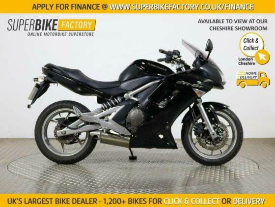 2008 08 KAWASAKI ER-6F EX A8F - BUY ONLINE 24 HOURS A DAY