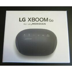 NEW LG XBOOM GO PL2 WITH MERIDIAN PORTABLE BLUETOOTH SPEAKER WATER RESISTANT