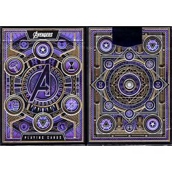 Kyпить Avengers Playing Cards Poker Size Deck USPCC theory11 Custom Limited New Sealed на еВаy.соm