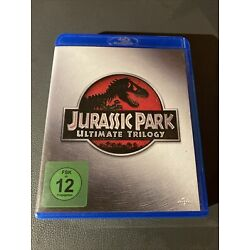 Kyпить Jurassic Park - Ultimate Trilogy - Blu-ray - на еВаy.соm