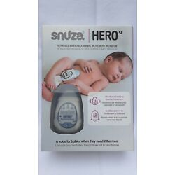 Kyпить Snuza HERO SE, Wearable Baby Abdominal Movement Monitor - New In Box на еВаy.соm