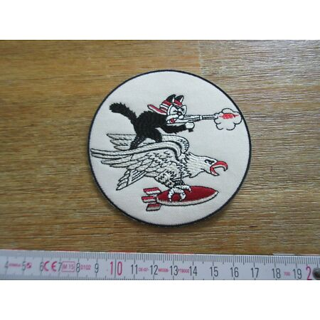 img-Patch US Airforce 319th Bomb Squad Gunner Sniper A2 G1 Leather Jacket Army Korea