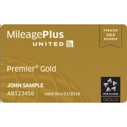 Kyпить United Airlines Premier Gold Status на еВаy.соm