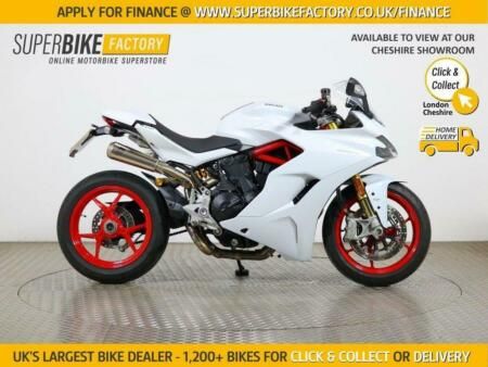 2019 19 DUCATI SUPERSPORT S BUY ONLINE 24 HOURS A DAY