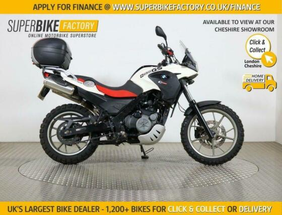 2011 61 BMW G650 GS - BUY ONLINE 24 HOURS A DAY